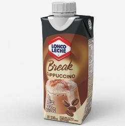 Break Cappuccino Loncoleche 330 ml