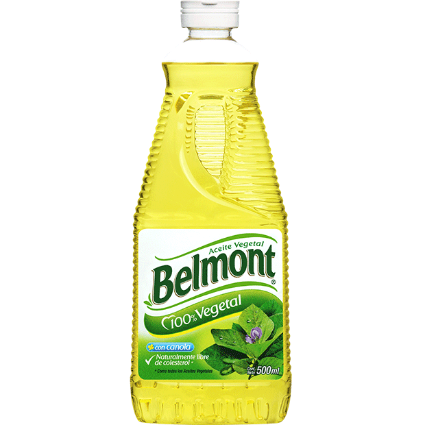 Aceite Vegetal Belmont 500 ml