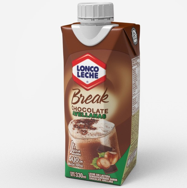 Break Chocoavellanas Loncoleche 330 ml