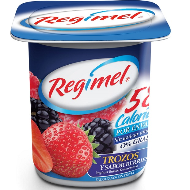 Yoghurt Berries Regimel 120 g.