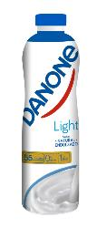 Yoghurt Natural Danone Light 900g
