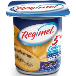 Yoghurt Papaya Regimel 120 g.