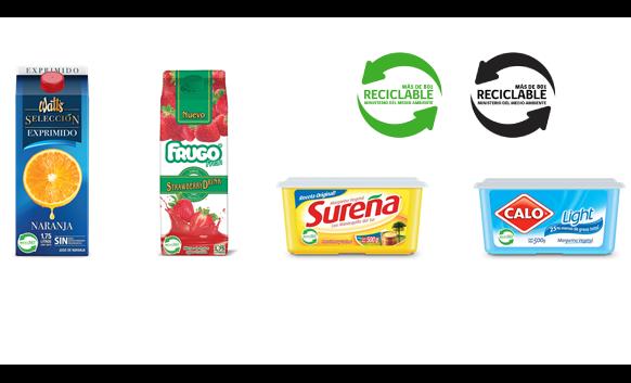 Ecoetiquetado: productos Watt's llevarán sello distintivo de reciclaje desde el 2021