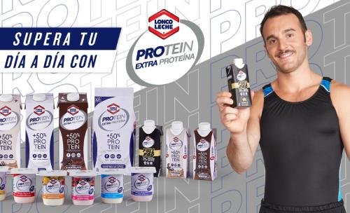 Tu día a día puede ser el deporte más exigente, supéralo con Loncoleche Protein