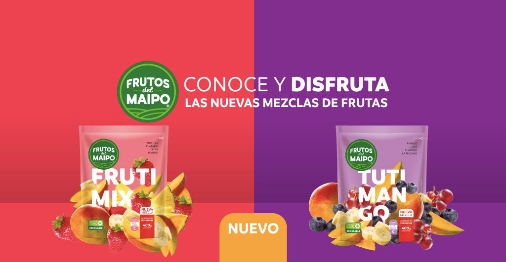 FDM Nuevas Frutas