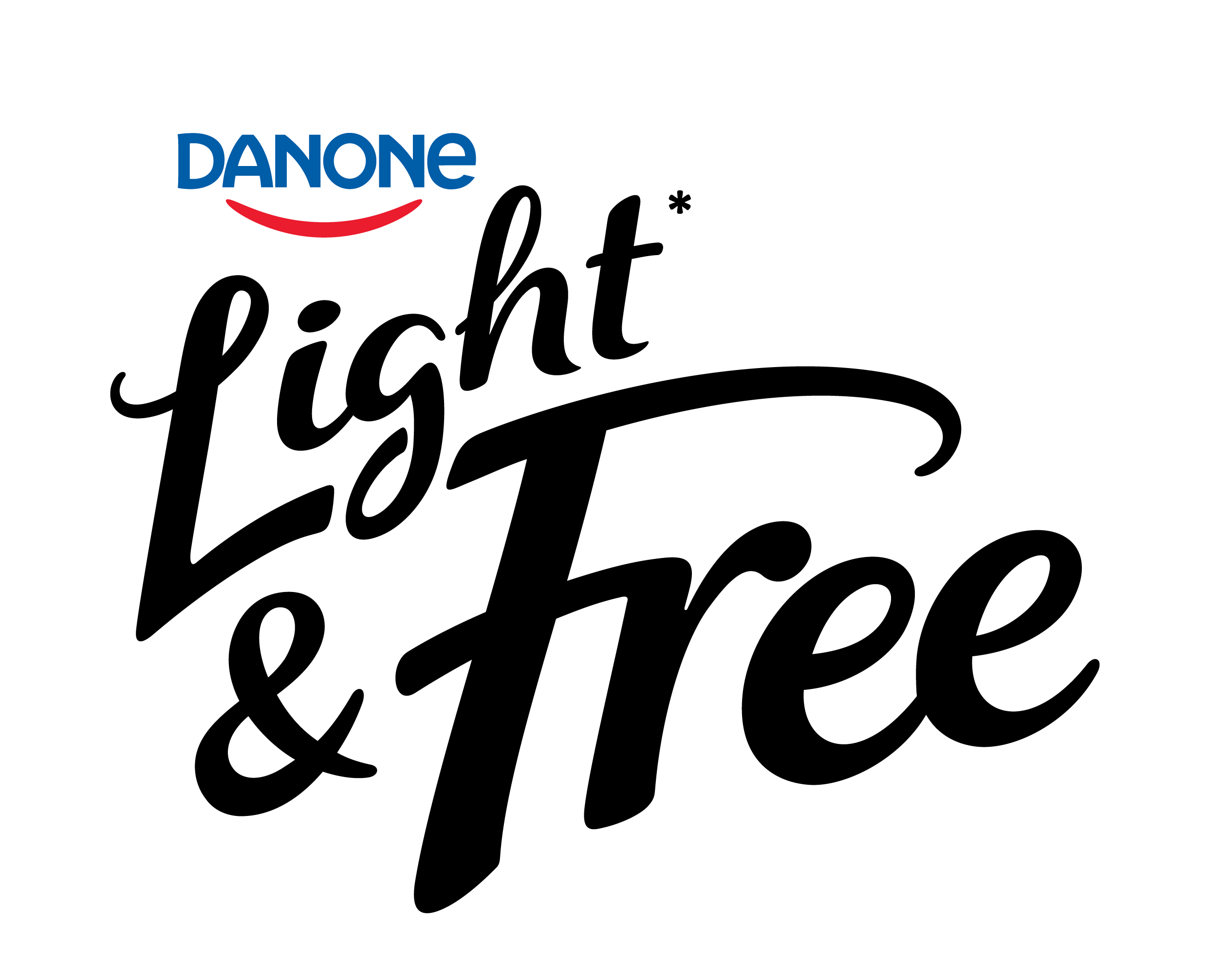 Danone Light & Free
